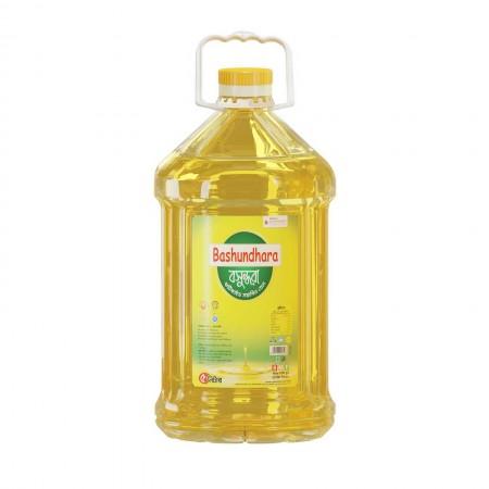 Bashundhara soyabean oil 5 ltr.