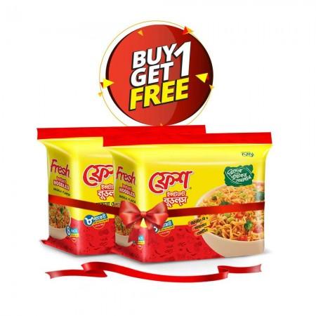 Fresh Instant Noodles 8 pcs (Buy 1 Get 1 Free)